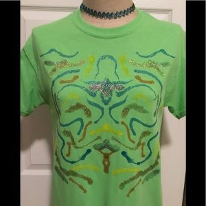 Designed T-shirt! One Of A Kind!